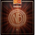D'ADDARIO NB1047 Nickel Bronze