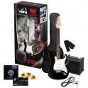 VGS RC100 Guitar Pack Black