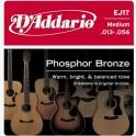 D'ADDARIO EJ17 80/20 Phosphor Bronze