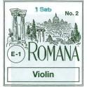 ROMANA Set Corde Violino