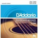 D'ADDARIO EJ16 80/20 Phosphor Bronze