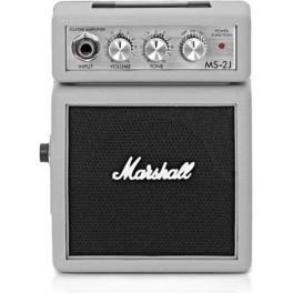 MARSHALL MS2J Silver Jubilee (Limited Edition)