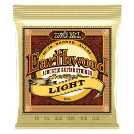 ERNIE BALL 2004 Earthwood Light