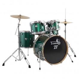 TAMBURO T5 S22 Green Sparkle