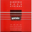 WARWICK 42210 Red Strings Bass
