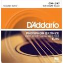D'ADDARIO EJ15 80/20 Phosphor Bronze