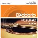 D'ADDARIO EZ900 American Bronze