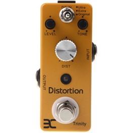 EX PEDALS TC12 Trinity Distortion